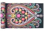 Kvalitní a krásná jóga podložka Lolita