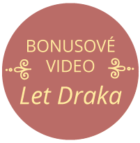 Video cvičení Let draka