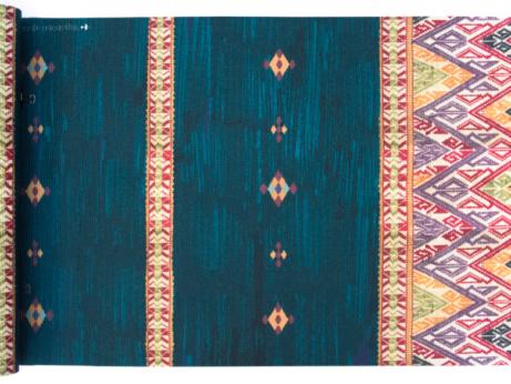 Antigua: designová a vysoce kvalitní jóga podložka.