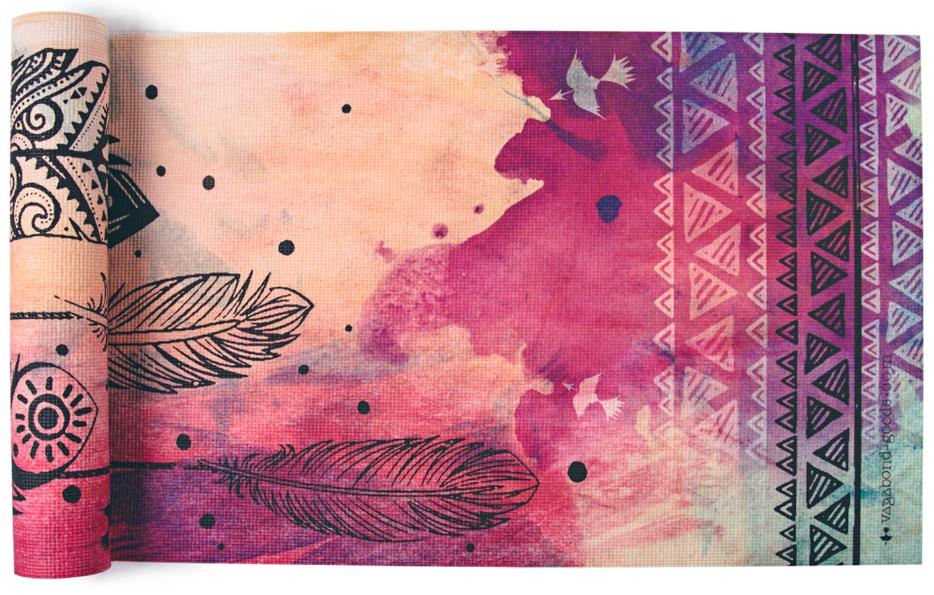 Dream weaver: designová a vysoce kvalitní jóga podložka.