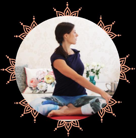 Videa pro domácí cvičení jógy od Jógy z obýváku