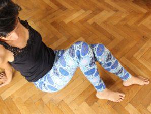 Jóga legíny pro jógu a volný čas.