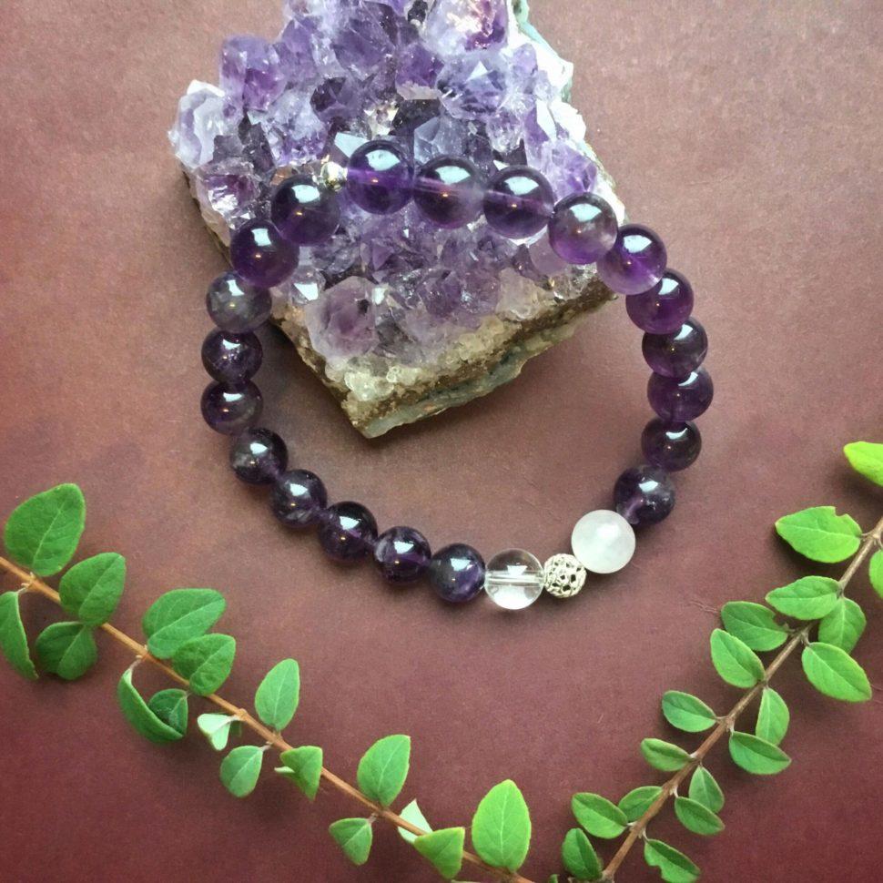 Jóga náramek, dárek pro jogínku a každou ženu.
