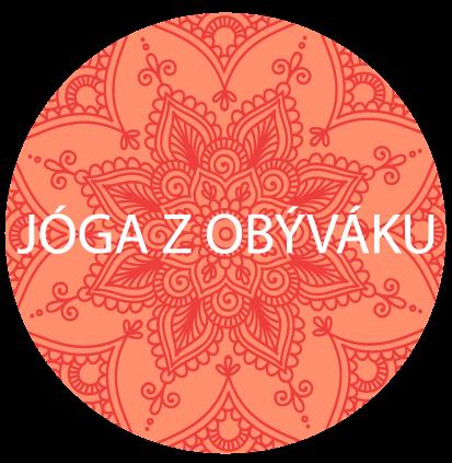 Jóga zobýváku. Projekt sduší vytvořený zlásky kjóze.