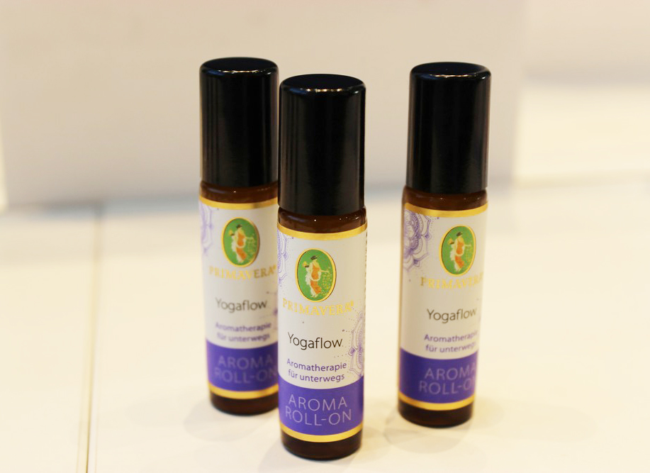Jóga vůně - aromaterapie od Primavery pro harmonizaci a uvolnění.