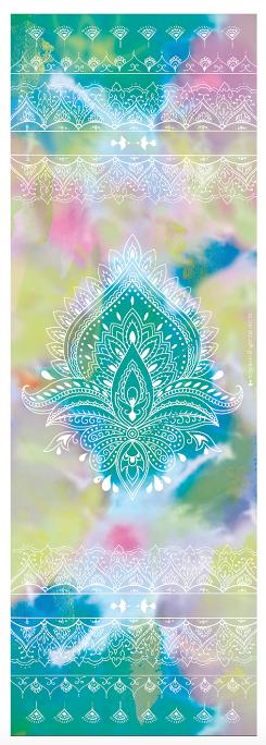 Goa: designová avysoce kvalitní jóga podložka.