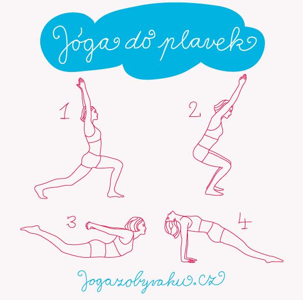 Cvičení jógy pro zlepšení postavy