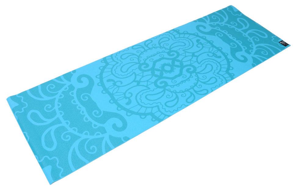 Designová jóga podložka.