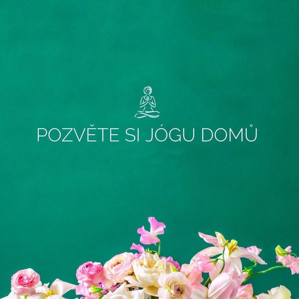 Cvičení jógy doma podle videí s nej učiteli jógy.