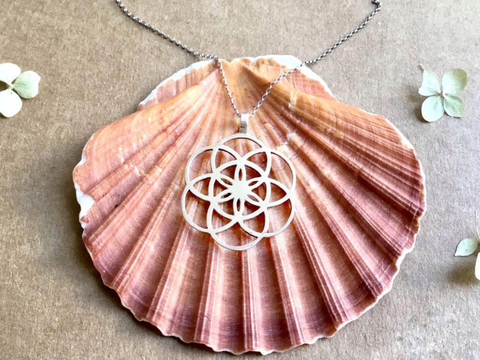 Krásné stříbrné jóga šperky z Bali pro jógu a pro radost z eshopu Jóga z obýváku.