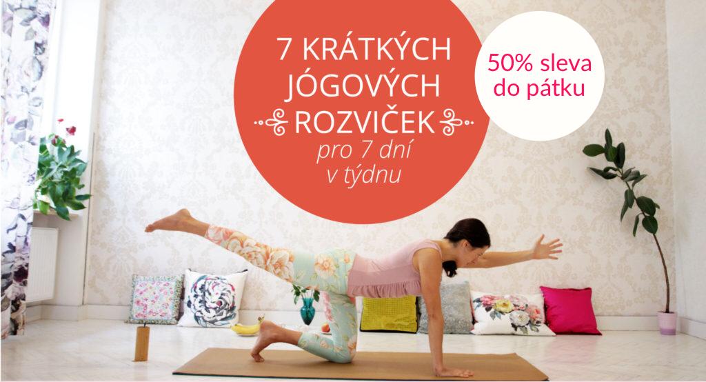 Jóga videa pro cvičení jógy podle videí pro jóga začátečníky ipokročilé jogíny.