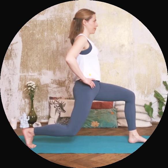 Balíček jógy proti bolesti zad pro cvičení jógy doma od projektu Jóga zobýváku.